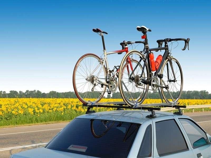 Precauciones para viajar en coche con las bicicletas